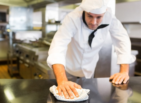 Equipment Cleaning: The Ultimate Guide for Kitchen Managers