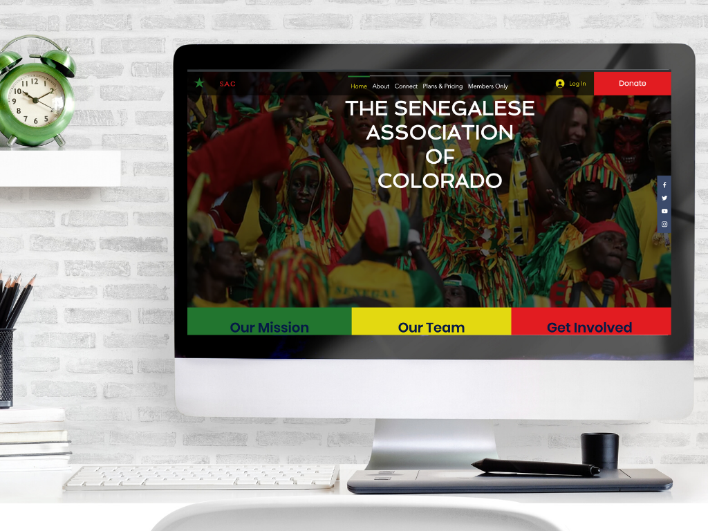 Senegalese Association of Colorado