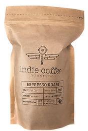 Indie Coffee Espresso Roast