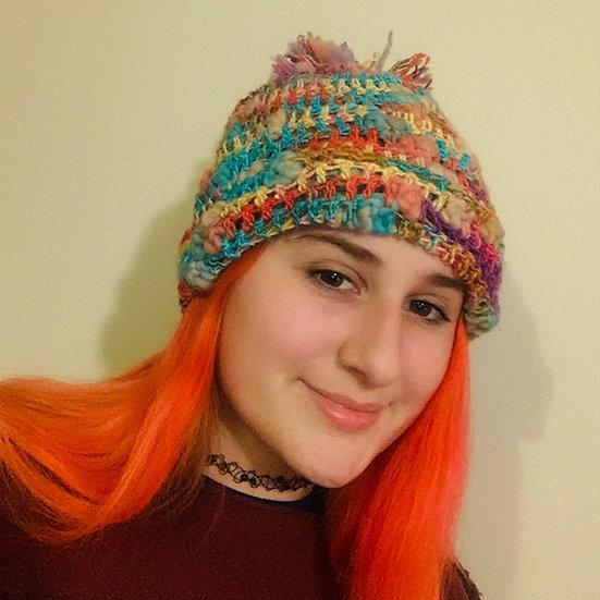 Multi-Colour Hat -Adult