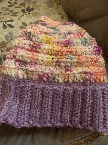 Cup Cake Kids Hat
