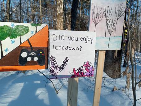 Humphrey Nature Trails-Creative Community Happens Here