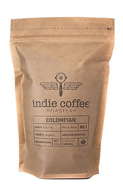 Indie Coffee Colombian
