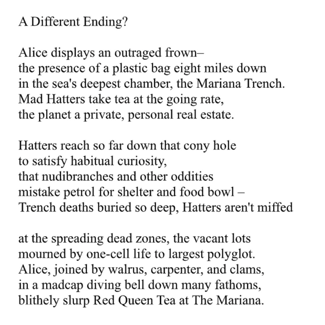 A Different Ending? by Katerina Vaughan Fretwell