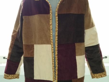 Patchwork Jacket Workshop