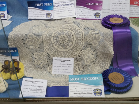 What an Awesome Beaudesert Show 2017