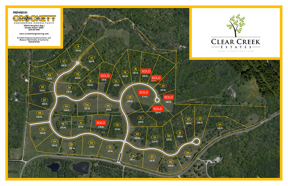 Clear Creek Estates