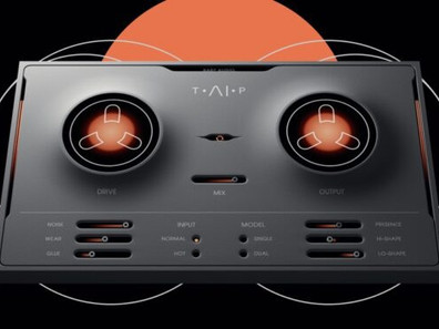 Продвинутый эмулятор плёнки Baby Audio TAIP придаст сигналу «аутентичное аналоговое тепло».