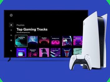 Пользователи PlayStation в России получили доступ к музыкальному сервису Spotify.