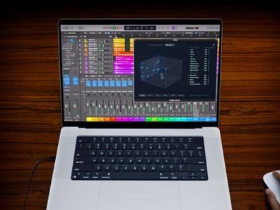 Apple выпустила обновление для Logic Pro 10.7 с поддержкой Dolby Atmos.