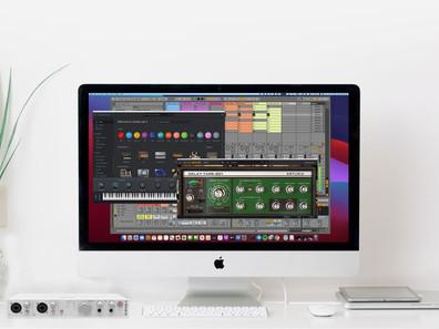 Arturia MiniFuse 4 – звуковой USB интерфейс.