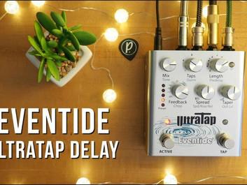 Eventide начала продажи педали дилэя UltraTap Delay — компания называет устройство «мультивселенной»
