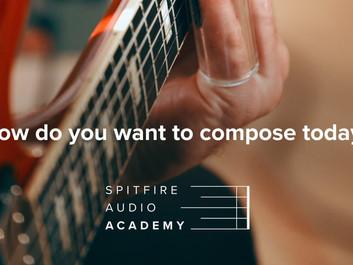 Spitfire Audio открыли Academy — бесплатный образовательный хаб с материалами о написании музыки.