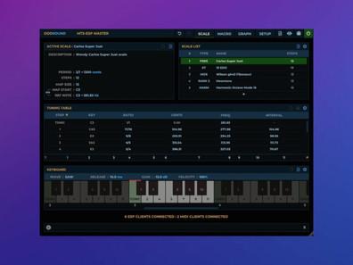 Oddsound и Aphex Twin выпустили плагин MTS-ESP Suite для миктротюнинга сигнала в реальном времени.