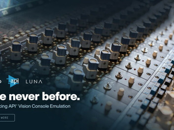 Платформа Universal Audio LUNA получила полную эмуляцию консолей API.