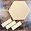 Thumbnail: 100% Pure Natural Yellow Beeswax , Long Burning, Honey Scent, Cabin, Farmhouse D