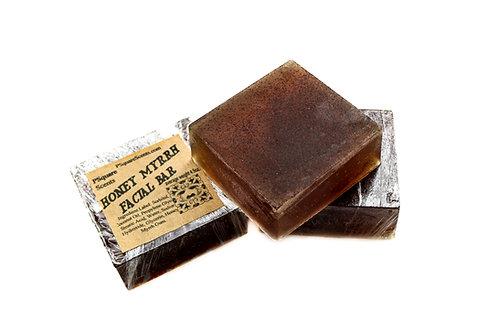 Honey Myrrh Facial Bar