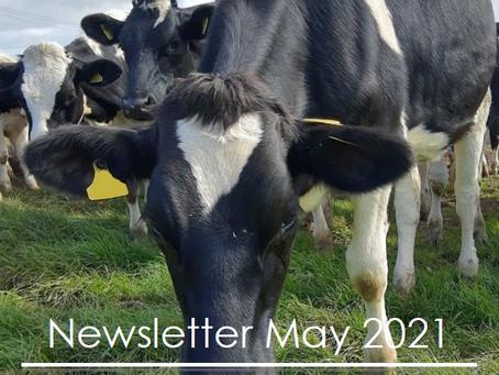 Penbode Farm Vets - Farm Newsletter May 2021
