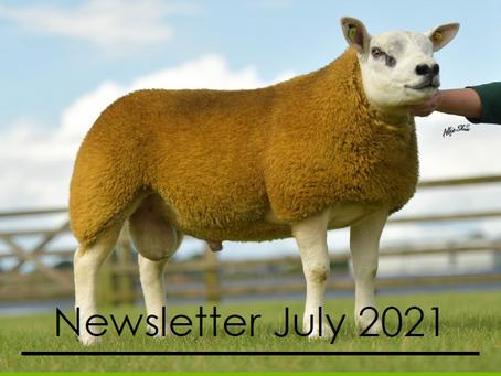 Penbode Farm Vets July 2021 Newsletter