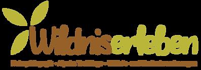 Logo Wildniserleben mit Untertitel_trans