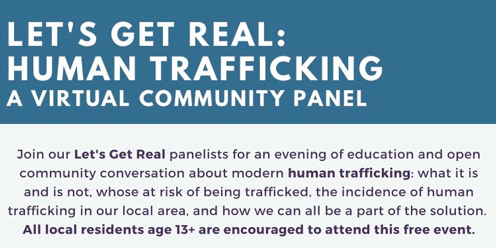 Let's Get Real: Human Trafficking