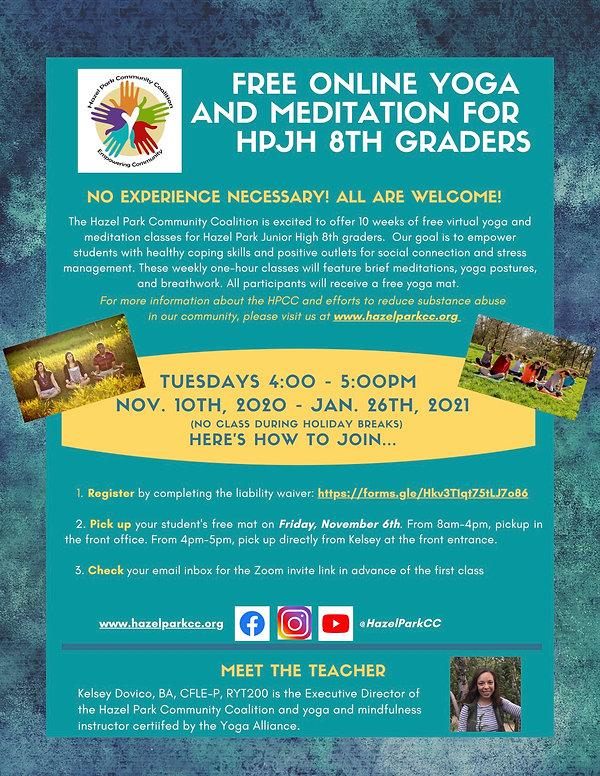 HPJH 8th Grade Yoga and Meditation.jpg