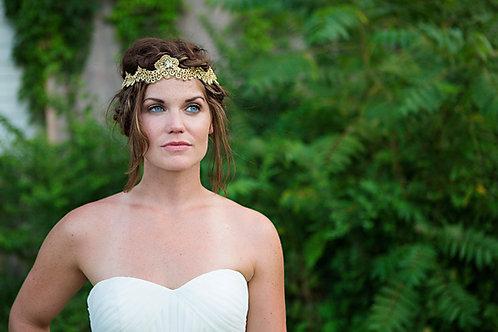 Jasmine Lace Headband
