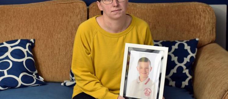 11 Yaşındaki Oğlu Sepsis Ve Menenjitten Ölen Annenin Acısı