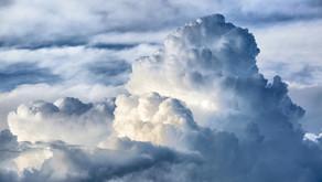 【アフスク日記】自由研究で雲つくったよ!