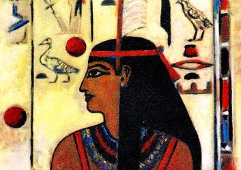 Thumbnail of Maat portrait
