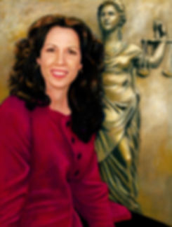 Diana Santa Maria. Images of Justice, Law, Portrait, Federal court,