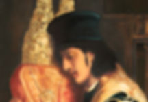 Thumbnail of Love of the Law painting