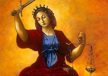 Thumbnail painting of  iIusticia