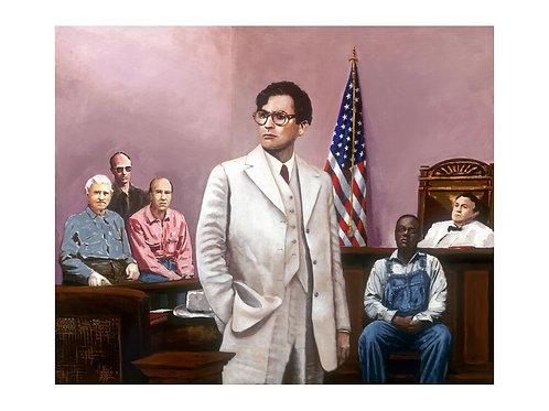 Atticus Finch Print
