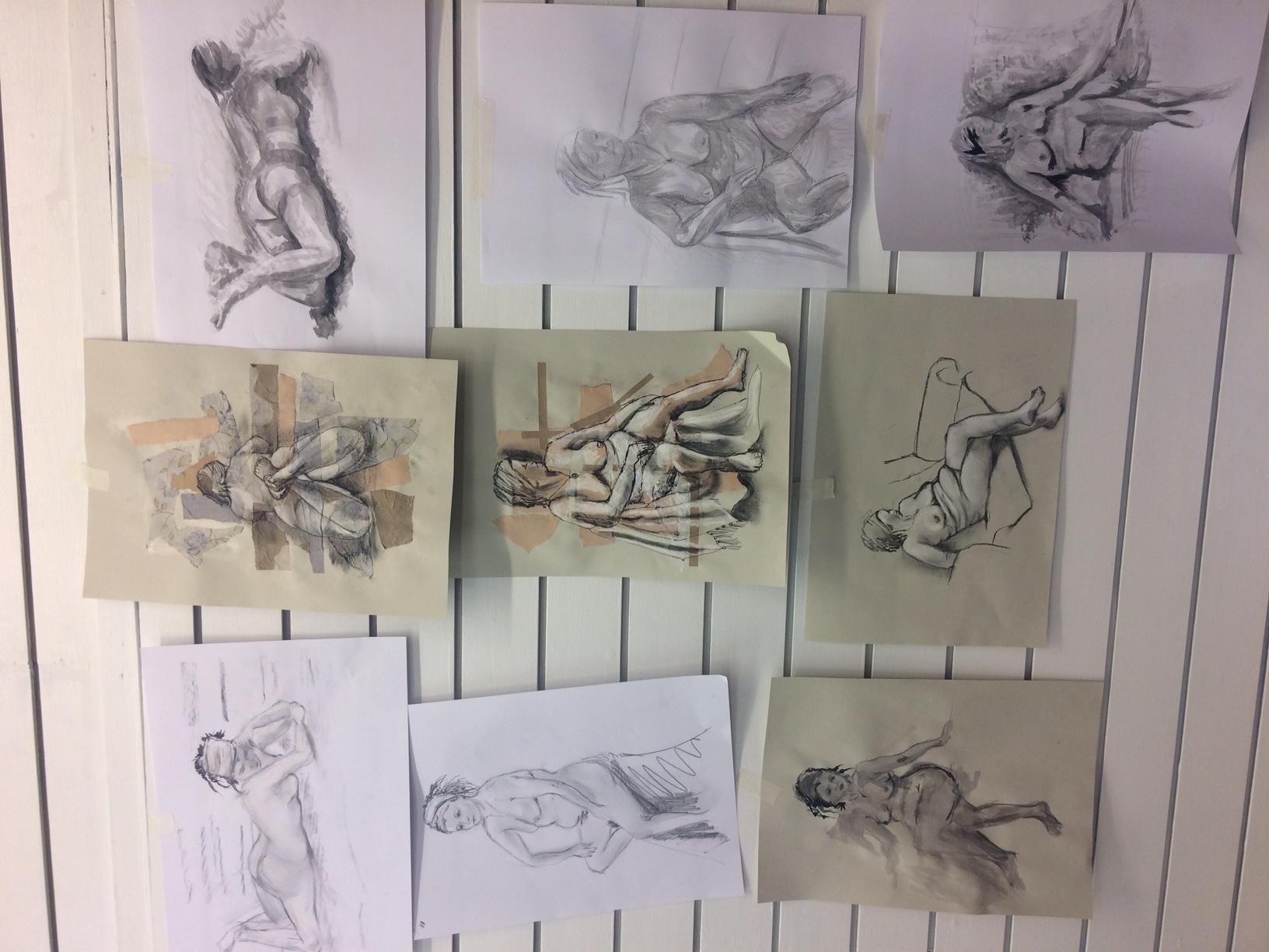 life drawing 9
