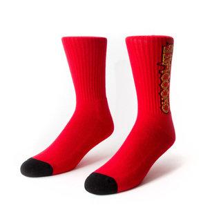 Chocolate Parliament Socks Red