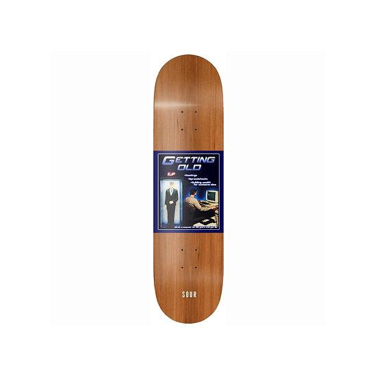 """Sour Getting Old Skateboard Deck - EJP 8.25"""""""