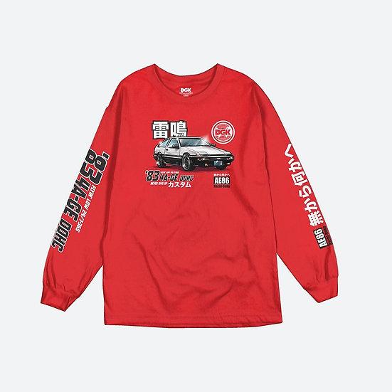 DGK Tuner Long sleeved T-Shirt