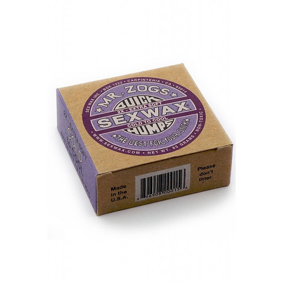 Sexwax   Purple COLD TO COOL