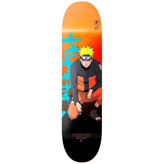 Primitive X Naruto Focus Limited Edition Skateboard Deck - 8.25