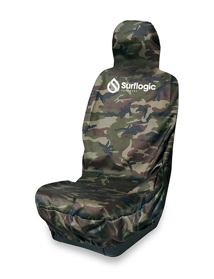 Waterproof Car Seat Cover Camo features