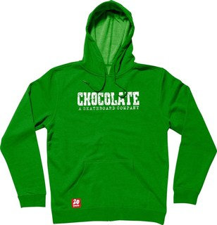 Chocolate Heritage Pullover Kelly