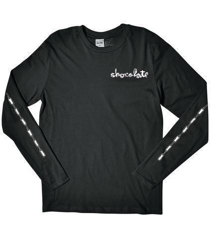 Chocolate lupitus chunk Long Sleeve Tee Shirt