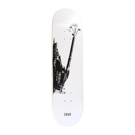 """Sour Skateboards Gustav Love Gun Skateboard Deck - 8"""" and 8.25"""""""