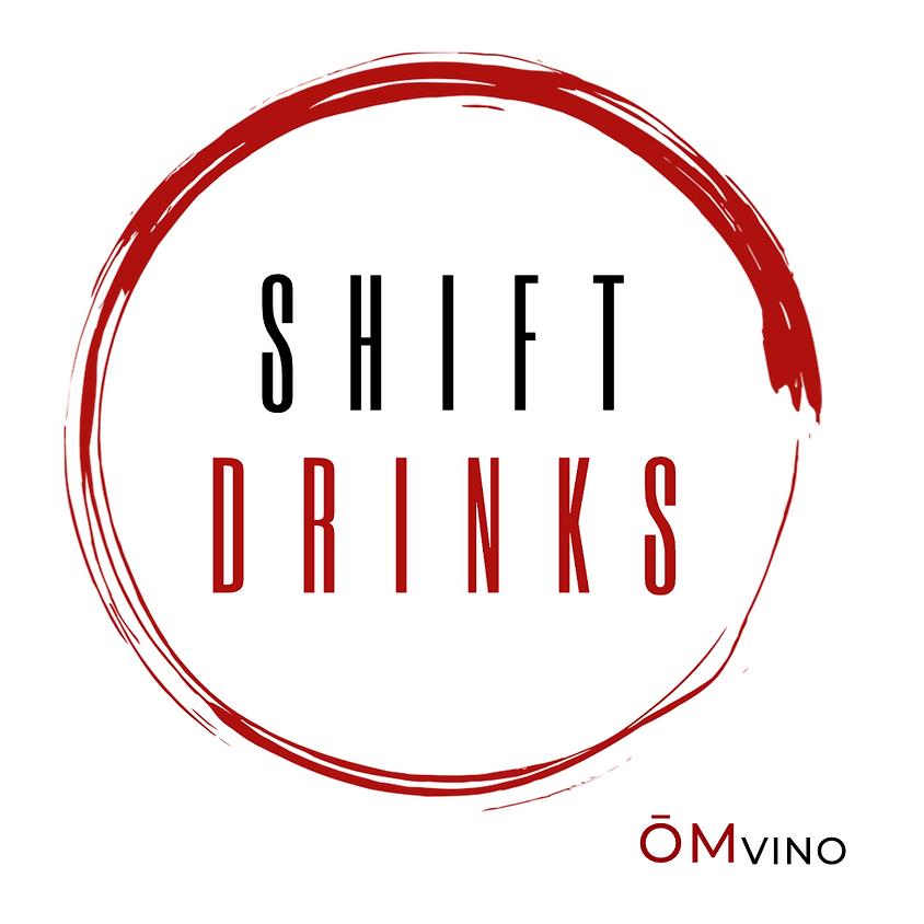 OMvino Shift Drinks