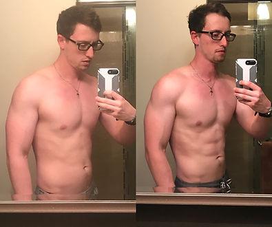 Male Body Transformaton