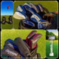 Fitting club de golf