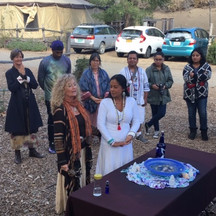 Santa Barbara, CA ~ Mon, Dec. 12th, 4:00-5:00pm Full Moon Water Blessing Ceremony at Hendries Beach
