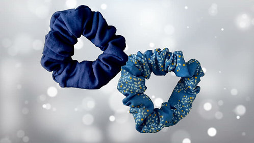 Mix n Match Scrunchie Collection - Set of 2