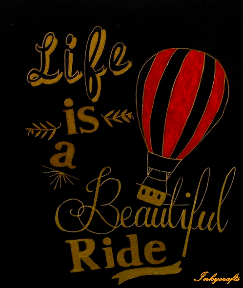 Life is Beautiful Quote